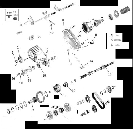np242 wiring diagram  np241 diagram  ax15 diagram  45rfe
