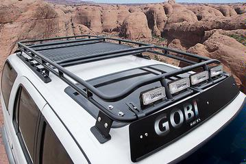 Toyota Four Runner 2015 DIY: Gobi Stealth Roof Rack/Ladder Install - Toyota ...