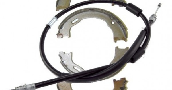 Omix-ada For 48-67 Jeep CJ Parking Brake Cable 16730.02