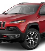 14-15 Jeep Cherokee KL