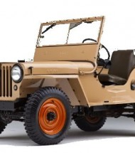 45-67 Jeep CJ2A to CJ3B