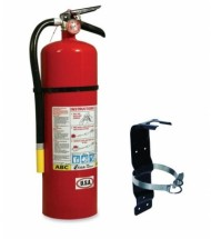 Safety & Fire Suppression