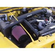 Airaid Jeep TJ/LJ 97-06 Cold Air Dam Intake (4.0L)