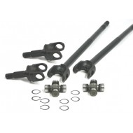 Alloy USA Jeep JK 07-Up Rubicon Front Axle Kit for Dana 44 30-Spline