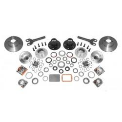 Alloy USA Jeep YJ, XJ 84-95 Dana 30 Manual Locking Hub Conversion Kit