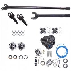 Alloy USA Jeep TJ/LJ, XJ Dana 30 Front Axle Conversion Kit w/ARB