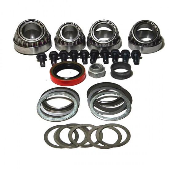 Alloy USA Jeep JK 07-Up Non-Rubicon Rear D44 Differential Master Kit
