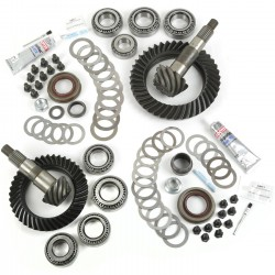 Alloy USA Jeep JK 07-Up Dana 30 / 44 Ring and Pinion Kit 4.10 Ratio