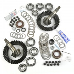 Alloy USA Jeep JK 07-Up Rubi Dana 44 / 44 Ring and Pinion Kit 4.10 Ratio
