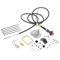 Alloy USA Dodge Ramcharger 85-93 Differential Cable Lock Kit