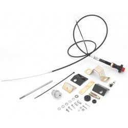 Alloy USA GM/Chevy 88-98 1500/2500 6-LUG Differential Cable Lock Kit