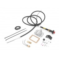 Alloy USA Jeep YJ, XJ Front D30 Differential Cable Lock Kit