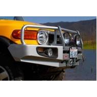 ARB Toyota FJ Cruiser 07-12 Deluxe Bull Bar Winch Mount Bumper