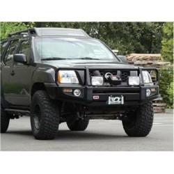 ARB Nissan Xterra 05-11 Deluxe Bull Bar Winch Mount Bumper