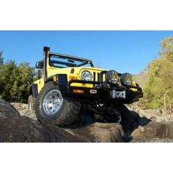 ARB Jeep TJ/LJ 97-06  Deluxe Bull Bar Winch Mount Bumper