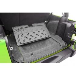 Bedrug Jeep JK 11-Up 2-Dr Rear Cargo Floor and Tub Liner Kit
