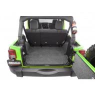 Bedrug Jeep JK 07-10 4-Dr Rear Cargo Floor and Tub Liner Kit