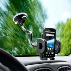 Bracketron Mobile Universal Grip-iT Windshield Mount