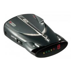 Cobra XRS 9445 - 14 Band High Performance Digital Radar/Laser Detector