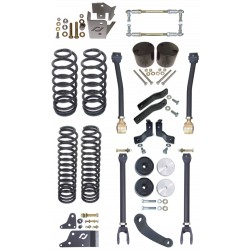 "Currie Enterprises Jeep JK Standard 4"" Off Road Suspension System"