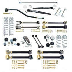 "Currie Enterprises Jeep TJ/LJ 4"" Suspension System w/ Antirock"