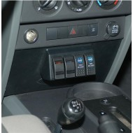 Daystar Jeep JK 07-10 Switch Panel