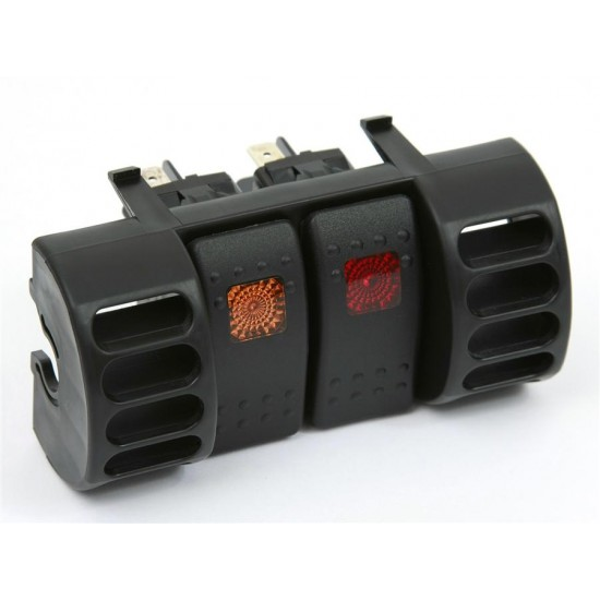 Daystar Jeep TJ/LJ 97-06 Switch Panel