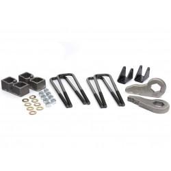 """Daystar GM 2500/3500 HD 99-10 2"""" Torsion Bar Lift Kit"""
