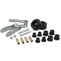 """Daystar Jeep XJ 1.75"""" Lift w/Front Spacers and Rear Greasable Shackles"""