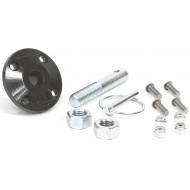 Daystar Complete Hood Pin Kit