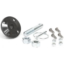 Daystar Complete Hood Pin Kit