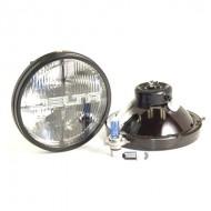 "Delta Jeep JK 7"" Round Quad Bar Xenon Headlamp Kit"
