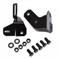 Dominion OffRoad Jeep JK 4-Dr Stealth Hi-Lift Jack Mount Kit