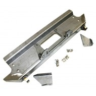 GenRight Jeep CJ7 Front Stubby Bumper