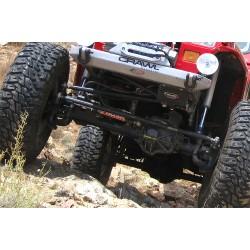 "GenRight Jeep TJ/LJ 97-06 42"" Stubby Front Bumper (Aluminum)"