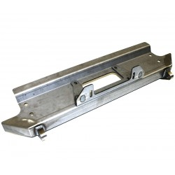 GenRight Jeep YJ Front Stubby Bumper (Steel or Aluminum)