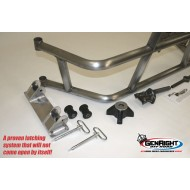 GenRight Jeep JK 07-Up Rear Swing Out Tire Carrier