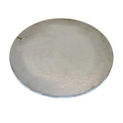 "GenRight 5-1/2"" Round Bump Plate"