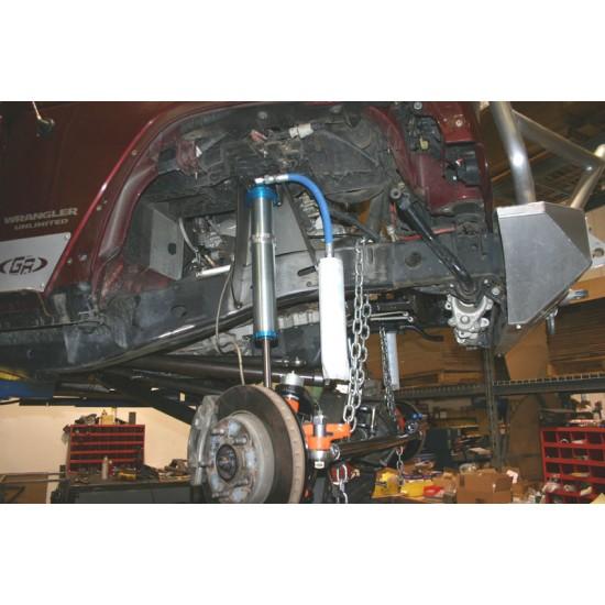 GenRight Jeep JK 07-Up Front Coilover Shock Mount Kit