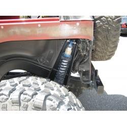 GenRight Outboard Rear Shock Mount Kit Long