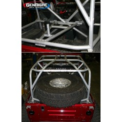 GenRight Pre-Runner Jeep Tire Carrier