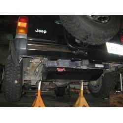 GenRight Jeep XJ Crawler Extended Range Gas Tank