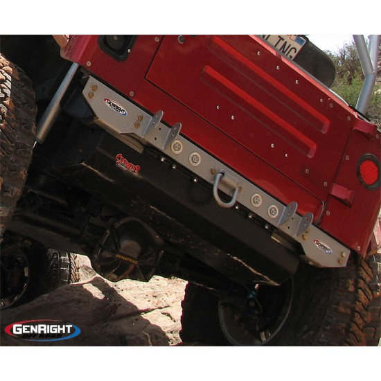 GenRight Jeep YJ Crawler COMP Gas Tank