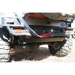GenRight Jeep TJ/LJ 97-06 Crawler ENDURO Extended Range Gas Tank