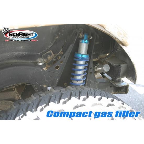 GenRight Aluminum Gas Cap and Filler