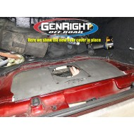 GenRight Jeep JK 07-Up Crawler Gas Tank - Rear Tank Only