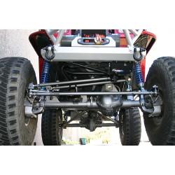GenRight Jeep TJ/LJ, YJ, CJ7 Weld-On Double Triangulated 4 Link Rear