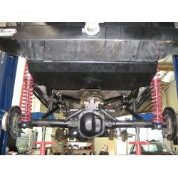 GenRight Jeep TJ/LJ, YJ, CJ7 Weld-On 4 Link Rear Kit
