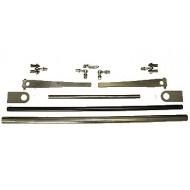 GenRight Jeep TJ/LJ, YJ Rear Sway Bar Kit