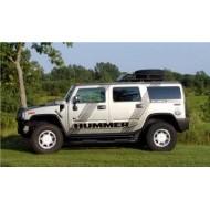 GOBI Hummer H2 4.5 Foot Roof Rack